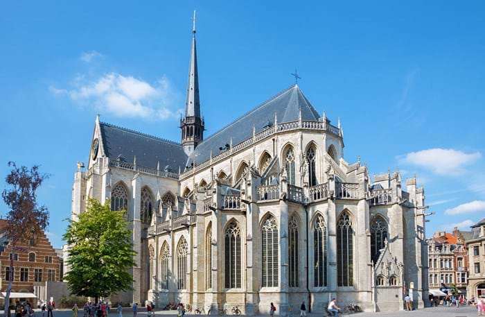 Another must visit is the beautiful St-Pieterskerk, an ancient church that has stood the test of time.