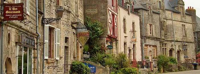 Rochefort-en-Terre is one of France's prettiest towns, where better to take the family on holiday