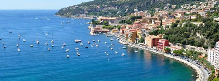 Top Beaches South of France