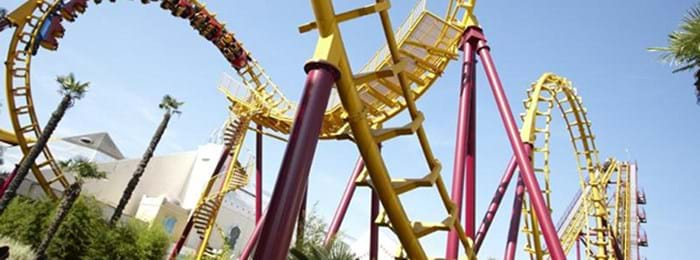 Walibi Attractions